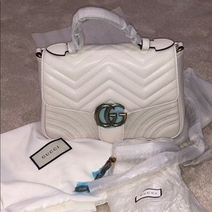 Gucci Bags - 💓💓Gucci Marmont Handle Bag💓💓